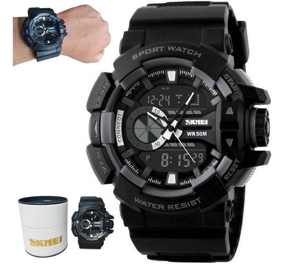 Relógio Skmei Masculino 10952 Digital Promoção