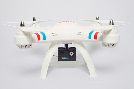Drone X8w Fq777 Fpv Wifi Suporte Compativel Cameras Gopro