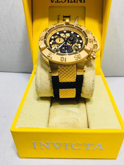 Relógio Invicta Acompanha Caixa Original