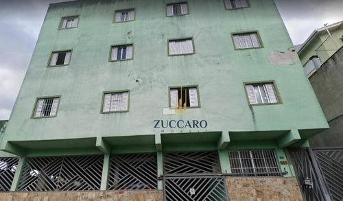 Apartamento À Venda, 60 M² Por R$ 221.000,00 - Jardim Gopoúva - Guarulhos/sp - Ap15439