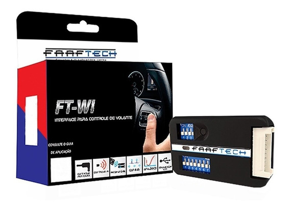 Interface Controle Volante Ft-wi New Civic 2012 13 14 15