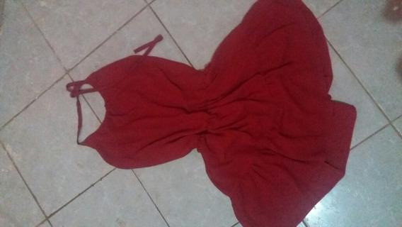 Vestido Vermelho, Tamanho 36