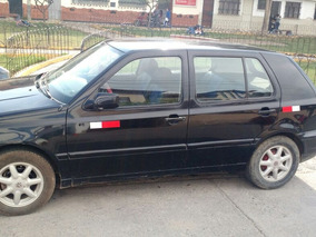 Vendo Mi Auto Volkswagen Golf City 97