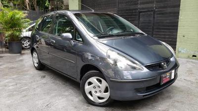 Honda Fit Lx 1.4 2004 Completo