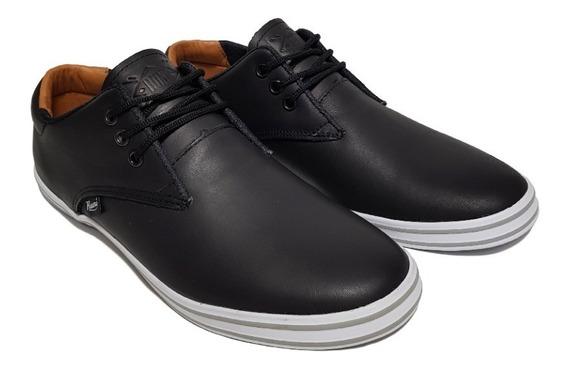 Zapatillas Zapatos De Vestir Cuero Hombre