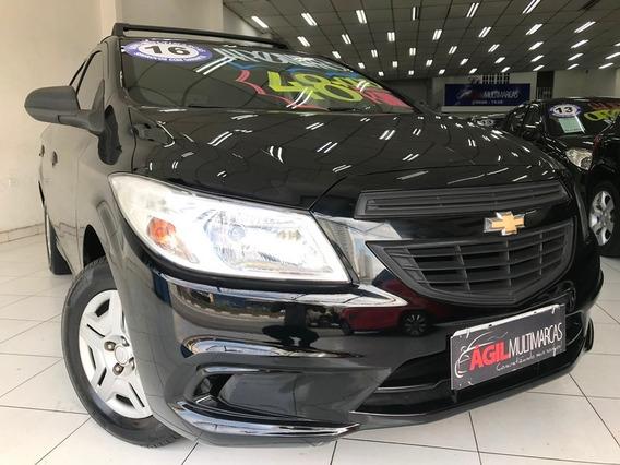 Chevrolet Onix Ls 1.0 Flex 2016 Completo Único Dono