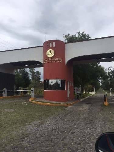 Terreno En Presa Escondida, Hidalgo