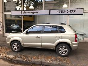 Hyundai Tucson 07 4x4 A/t 2.7v6 Excelente Estado Tomo Usado
