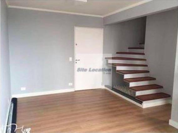 95179* Apartamento No Brooklin Para Locação!! - Ap3062