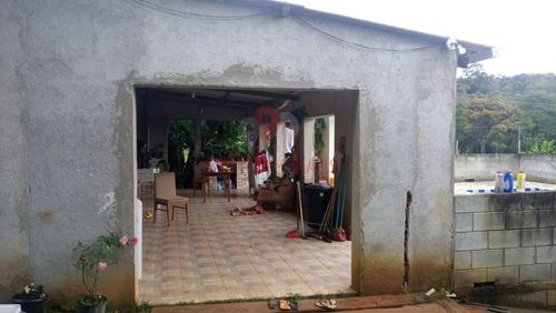 Imagem 1 de 15 de Chácara Para Venda Em Biritiba-mirim, Cocuera, 3 Dormitórios, 2 Banheiros, 4 Vagas - 628_1-1934582
