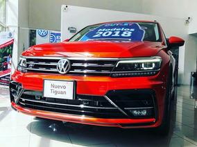 Volkswagen Tiguan R Line 2018