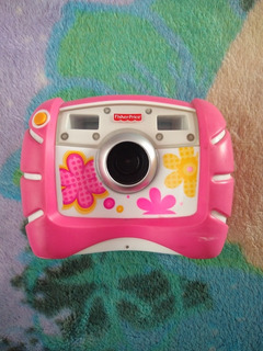 Pao.toys Fisher Price Kids Cámara Digital Resiste Caídas