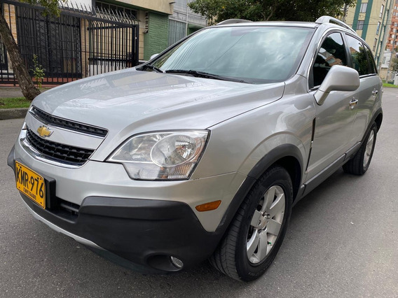 Chevrolet Captiva 2.4 Sport Full Equipo.