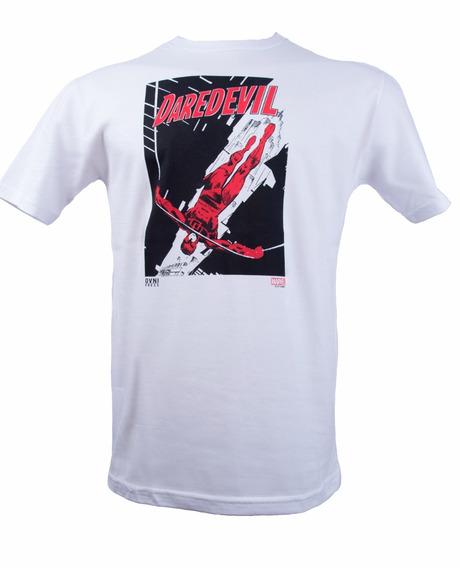 Remera, Marvel, Daredevil. Ovni Press, Original, Lic Oficial