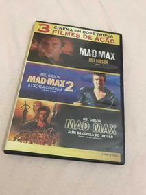 Filme Mad Max 1,2 E 3