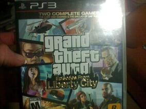 Gta Liberty City Two Complete Games Original Ps3