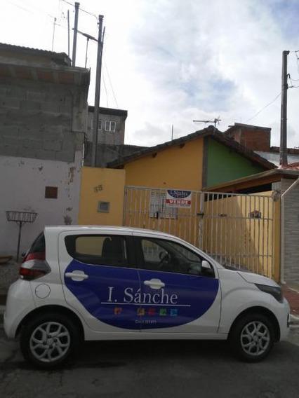 Casa Para Locação Em Itaquaquecetuba, Jardim Santa Rita, 2 Dormitórios, 1 Banheiro, 2 Vagas - 190918b