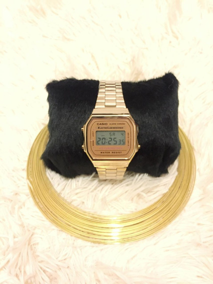 Relógio Vintage Illuminator Feminino