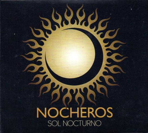 Los Nocheros Sol Nocturno Cd 2019 - Los Chiquibum