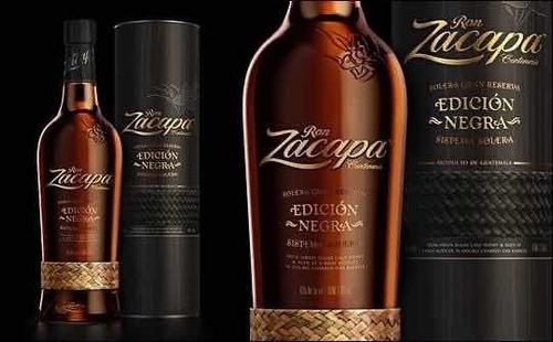 Ron Zacapa Black Edition
