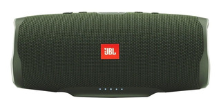 Bocina JBL Charge 4 portátil inalámbrico Forest green