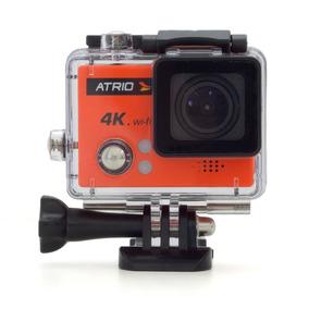 Câmera Esportiva Atrio Fullsport 4k (dc185)