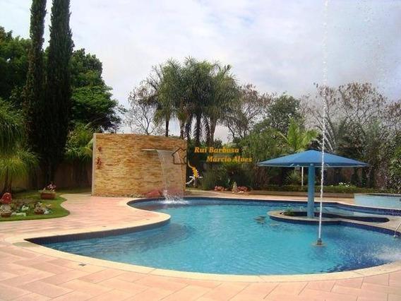 Linda Casa Térrea Cond. Recanto Do Salto, Com 3 Suítes À Venda, 422 M² Por R$ 2.300.000 - Recanto Do Salto - Londrina/pr - Ca0031