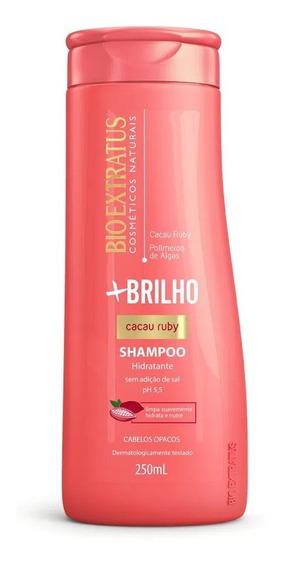 Shampoo Bio Extratus +brilho Cacau Ruby 250ml