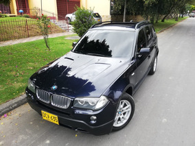 Bmw X3 3000 Cc Tp