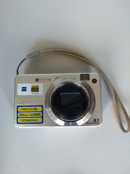 Máq. Fotográfica Sony Cyber-shot Dsc-w150 Compacta 8.1mp