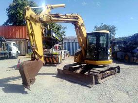 Excavadora Caterpillar 308bsr 2002