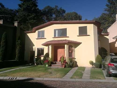 Casa En Renta En Tlalpan, San Pedro Martir