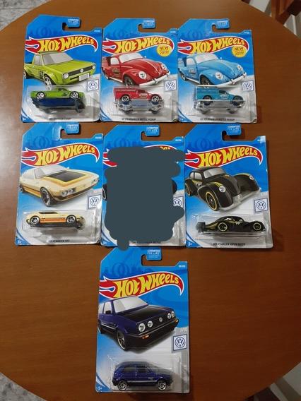Carritos Hotwheels De Coleccion En Su Blister Original
