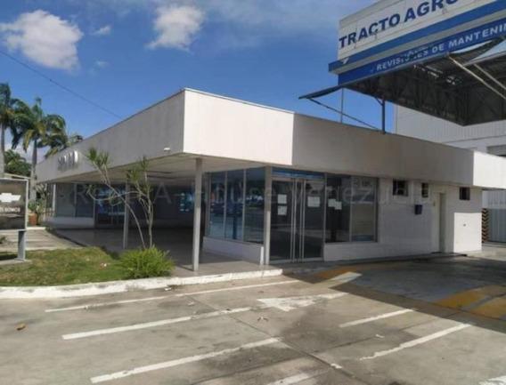 Galpones En Alquiler Zona Centro Barquisimeto 21-6519 J&m