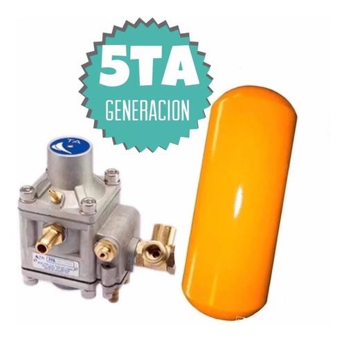 Equipo De Gnc 5ta Generación Italiano Linea Premiun