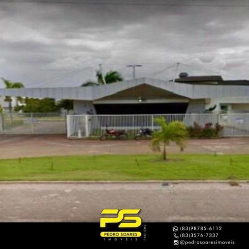 Terreno À Venda, 728 M² Por R$ 400.000 - Loteamento Bela Vista - Cabedelo/paraíba - Te0192
