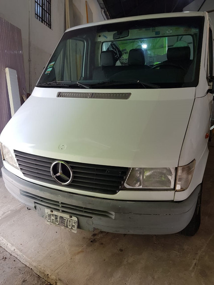 Mercedes Benz Sprinter 310d (pick-up) 1999