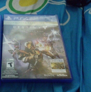 Destiny The Taken King Ps4 Usado