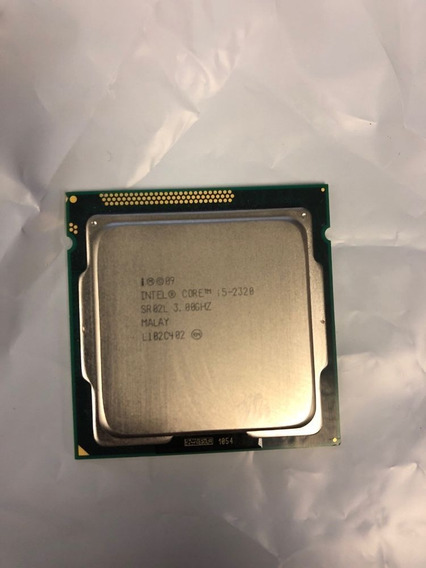 Processador I5 2320 Com Cooler Original 4gb Memoria Ram Ddr3