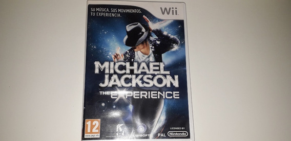 Michael Jackson: The Experience - Original Europeu Wii