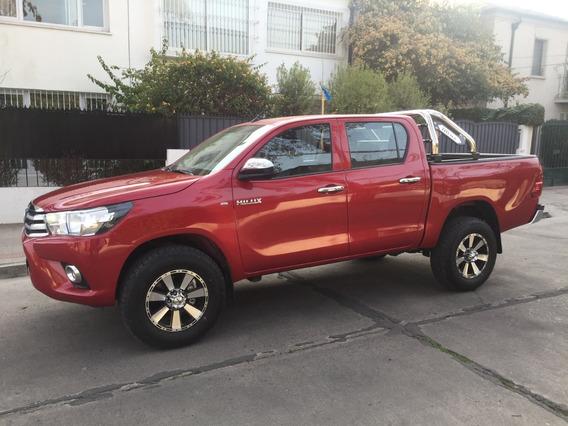 Toyota Hilux 4x4 Full Unica Dueña