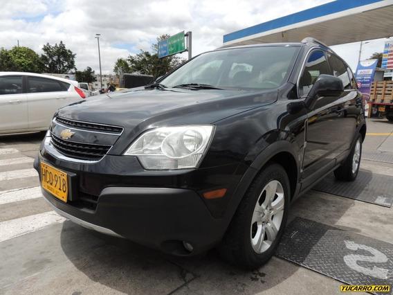 Chevrolet Captiva Sport 4x2 Aa At 2.4 Fe