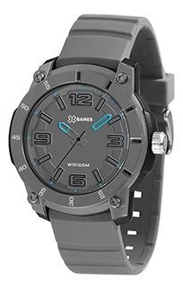 Relógio Masculino X Games Puls Silicone 100m Xmpp0027-g2gx