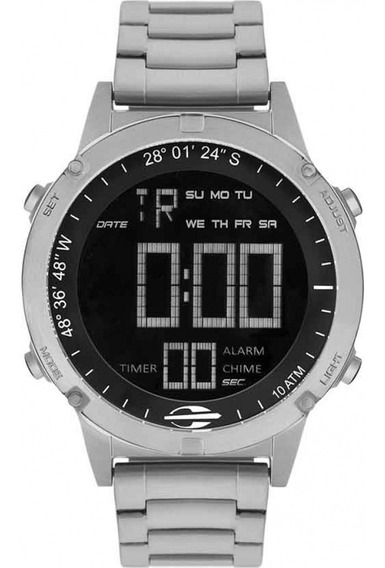 Relógio Mormaii Masculino Pro Mow13901/1p Slim Surf