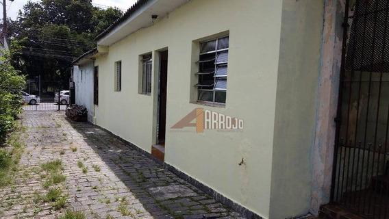 Casa Com 1 Dormitório Para Alugar - Vila Esperança - São Paulo/sp - Ca0788