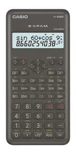 2 Calculadoras Cientifica Casio Fx-82ms 2 Edição 240 Funções