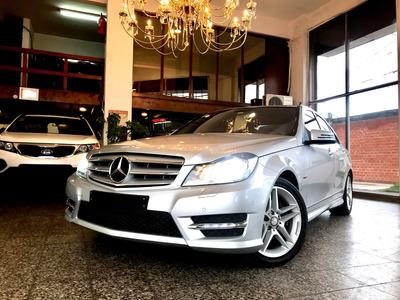 Mercedes Benz C250 Blueeficient Advar Kit Amg , Anticipo $
