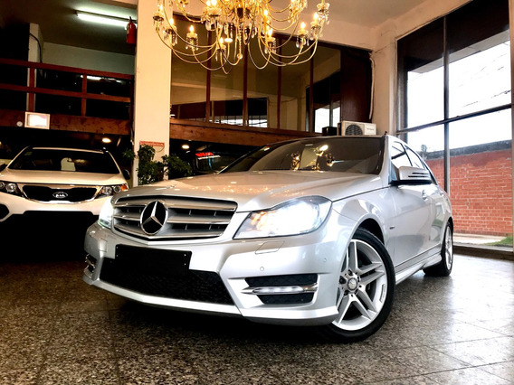 Mercedes Benz C250 Blueeficient Advar Kit Amg , Anticipo $