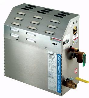 Paquete Generador De Vapor Mr Steam Super3e 15 Kw + Control