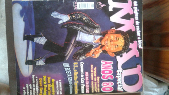 Revista Mad Especial Anos 80